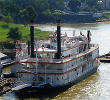Belle of Cincinnati by Tony Wilder