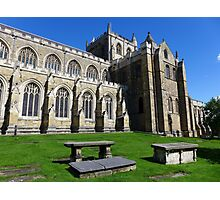 Ripon Cathedral Photographic Print