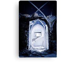 Shedding Darkness ~ Chateau Noisy Canvas Print