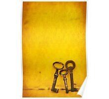 key family Poster