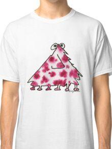 Funny Cartoon Monstar 010 Classic T-Shirt
