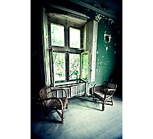 Room with a View ~ Chateau Noisy Photographic Print