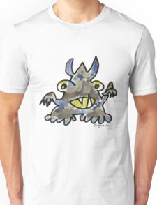 Funny Cartoon Monstar 012 Unisex T-Shirt
