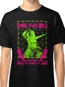 BARB WIRE DOLLS Punk T-Shirt Classic T-Shirt