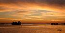 Big Sunset, Big Rideau Lake by Todd Weeks