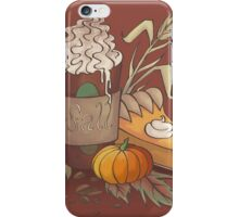 The Essence of Fall iPhone Case/Skin