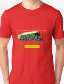 Steam Locomotive - The Flying Scotsman 1923 Unisex T-Shirt