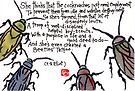 Cockroach Troop (Eliot's Cats Series) by dosankodebbie