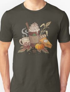 The Essence of Fall Unisex T-Shirt