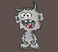 Funny Cartoon Monstar 017 Kids Clothes