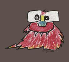 Funny Cartoon Monstar 019 Kids Clothes