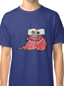 Funny Cartoon Monstar Monster 019 Classic T-Shirt