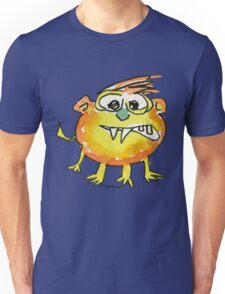 Funny Cartoon Monstar 021 Unisex T-Shirt