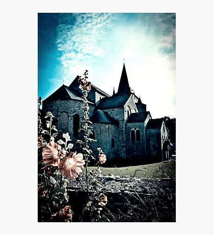 L'Eglise Photographic Print