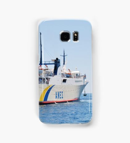 ANES Lines ferry Proteus Samsung Galaxy Case/Skin