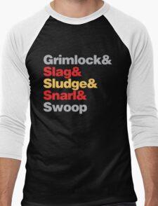 Dinobots Men's Baseball ¾ T-Shirt