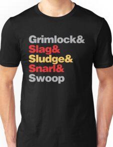 Dinobots Unisex T-Shirt