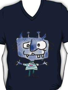 Funny Cartoon Monstar 022 T-Shirt
