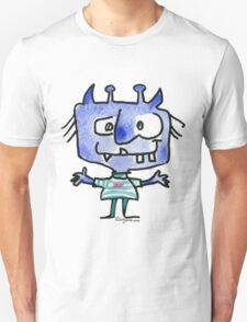 Funny Cartoon Monstar 022 T-Shirt