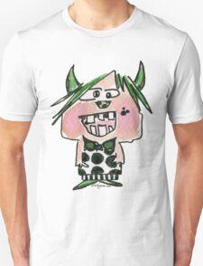 Funny Cartoon Monstar 024 Unisex T-Shirt