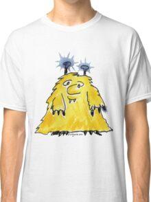 Funny Cartoon Monstar 029 Classic T-Shirt