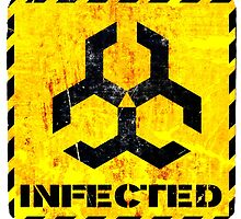 Infected by kilcrazyrampage