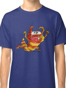 Funny Cartoon Monstar Monster 031 Classic T-Shirt
