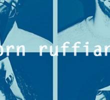 born ruffians  Sticker