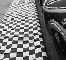 Checkered Flag by LaurenKreutzer