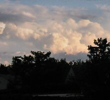Clouds at Dusk by © Bob Hall