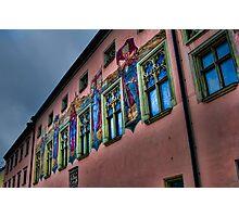 Spicy Salzburg Wall Photographic Print