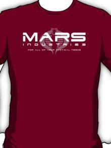 MARS Industries White Logo T-Shirt