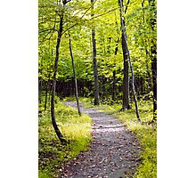 Happy trails to you Photographic Print