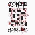 Zombie Crossword by MuddyDesigns