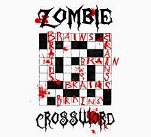 Zombie Crossword Unisex T-Shirt