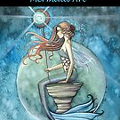 Mermaid Calendar by Molly Harrison by Molly  Harrison