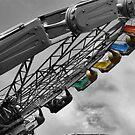 Luna Park - St Kilda, Victoria by BreeDanielle