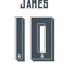 James Rodriguez by ilRe