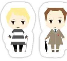 The Baker Street Gang Sticker