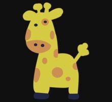 George the Giraffe One Piece - Short Sleeve