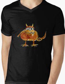 Funny Cartoon Monstar 035 Mens V-Neck T-Shirt