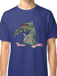 Funny Cartoon Monstar 036 Classic T-Shirt