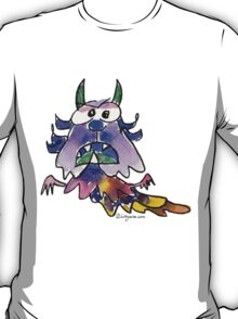 Funny Cartoon Monstar 037 T-Shirt