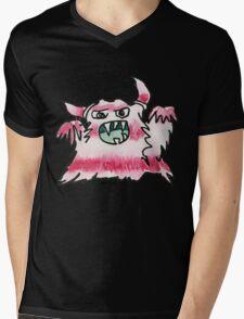 Funny Cartoon Monstar 038 Mens V-Neck T-Shirt