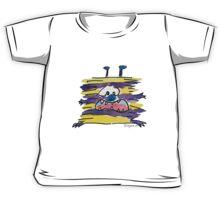 Funny Cartoon Monstar Monster 039 Kids Tee