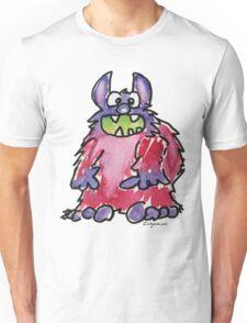 Funny Cartoon Monstar 040 Unisex T-Shirt