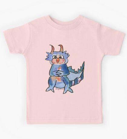 Funny Cartoon Monstar Monster 041 Kids Tee