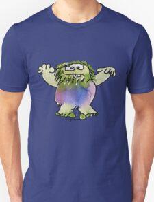 Funny Cartoon Monstar 042 T-Shirt