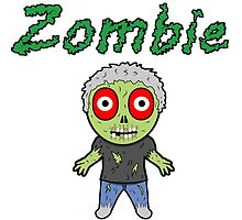Rotten Zombie by SynyklBastage