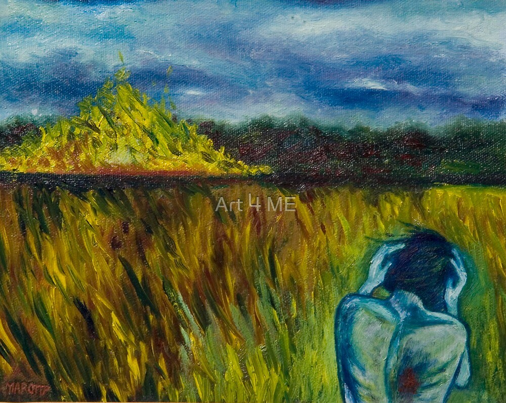J.L. Marotta's 'Savage Lover' by Art 4 ME